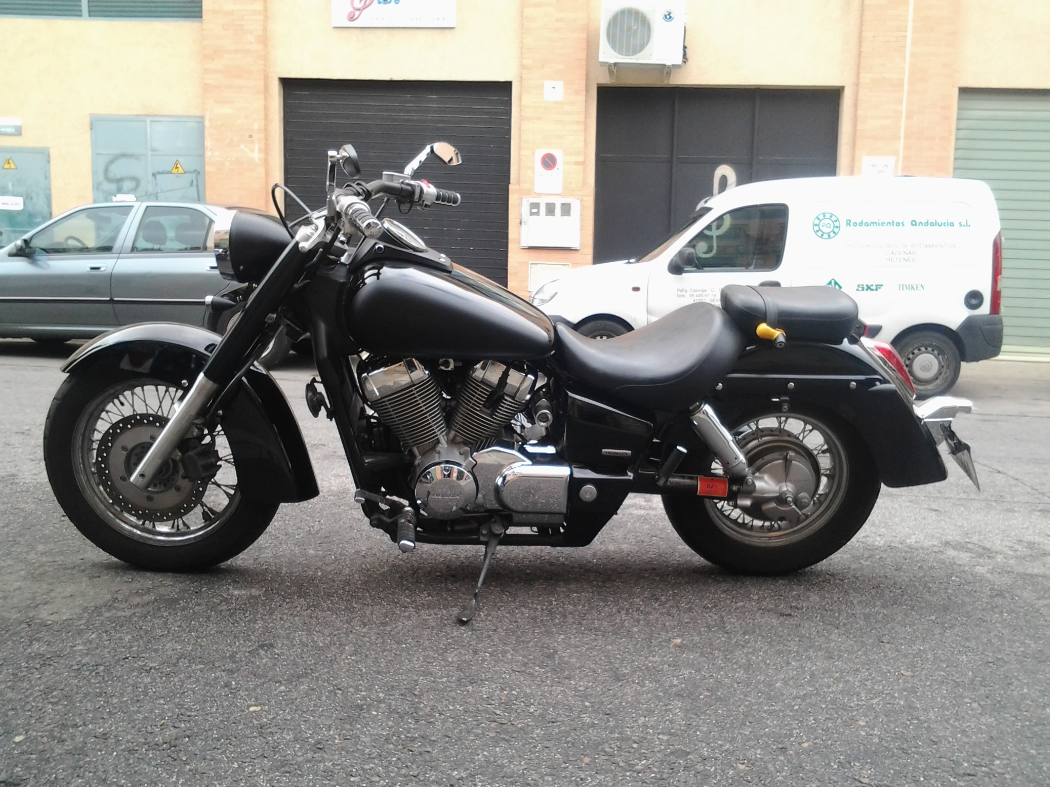 HONDA SHADOW VT750C (7)